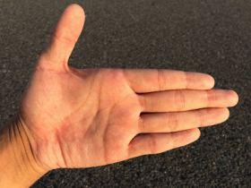 mengapa manusia punya sidik jari, kegunaan sidik jari