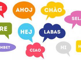 mengapa bisa terdapat banyak bahasa di dunia?