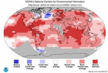 ada tempat di bumi yang semakin dingin pemanasan global perubahan iklim