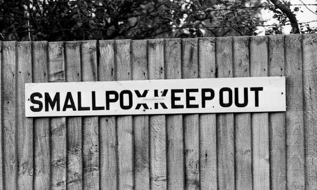 virus cacar smallpox berbahaya Inggris kematian sainsologi
