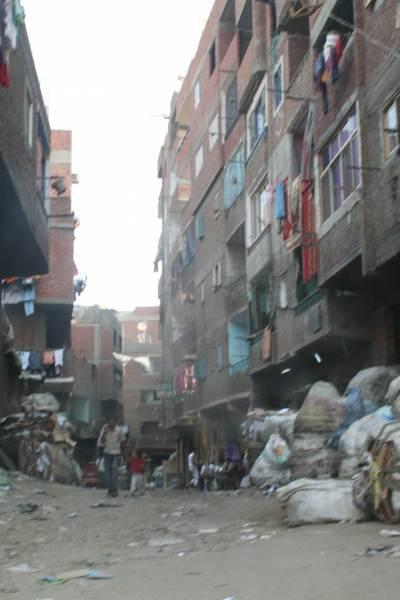 kota sampah masyarakat dunia