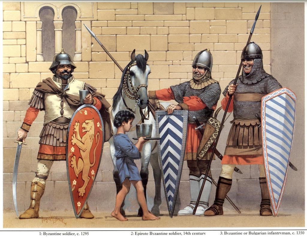 militer tentara kerajaan islam kekaisaran byzantium turki masa keemasan