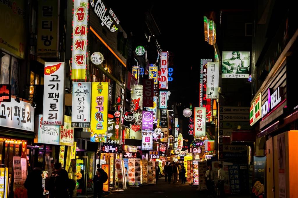 gaji TKI TKW di Korea Selatan, kerja di korsel