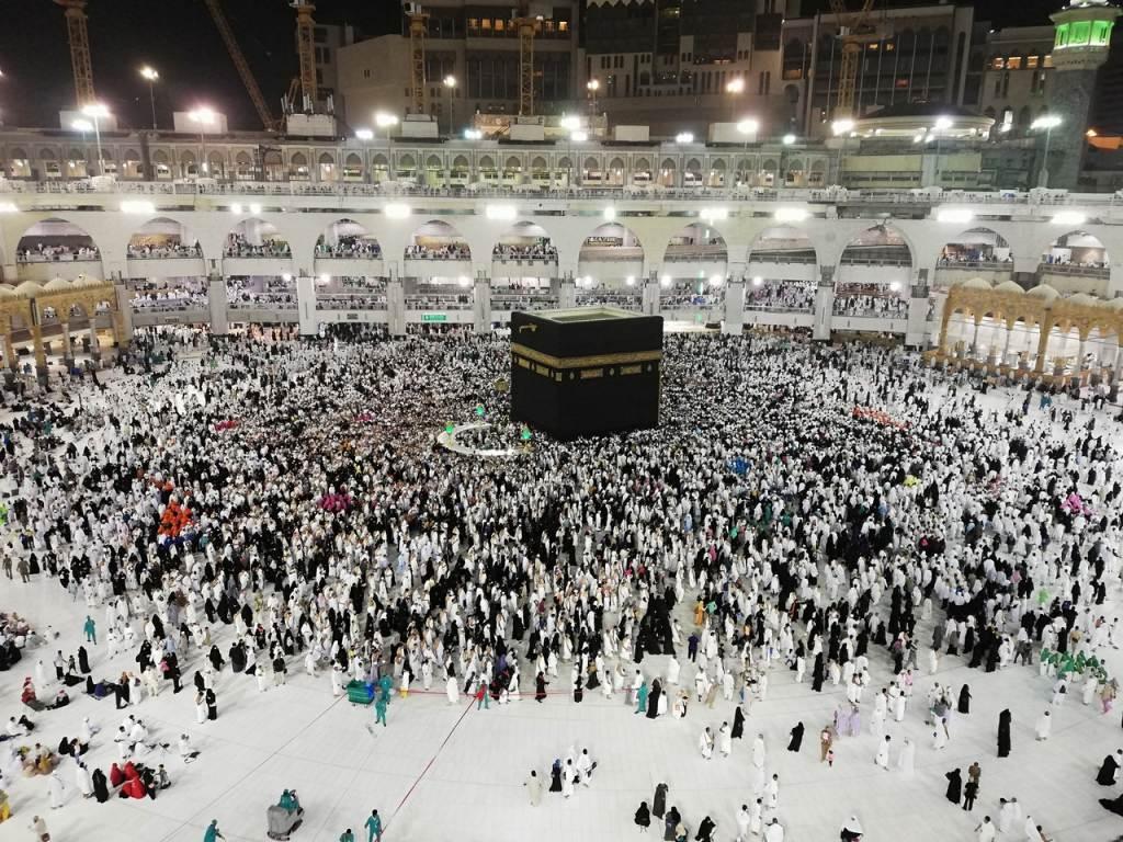 7 tempat favorit TKI bekerja Arab Saudi