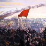 tembok konstantinopel sulit ditembus islam