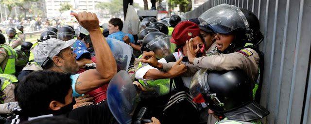 venezuela negara kaya miskin minyak anjay