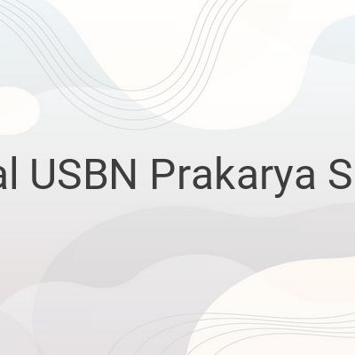 Latihan Soal dan Kunci Jawaban USBN PKWU SMK Terbaru